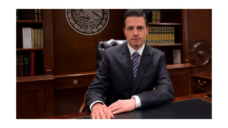 México no construirá ningún muro, le respondió Peña Nieto a Trump