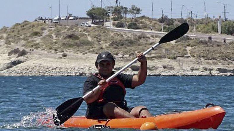 El canotaje tendrá una importante competencia este fin de semana en Puerto Madryn.