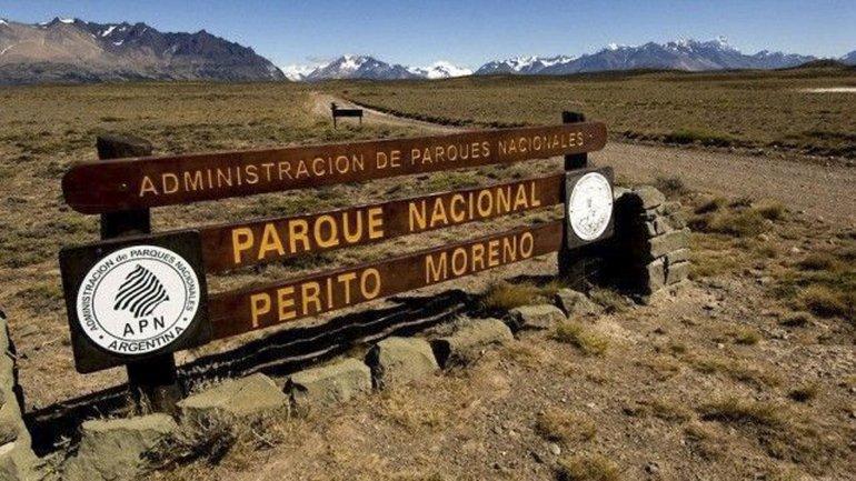 El Parque Nacional Perito Moreno