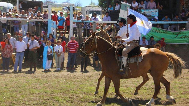 Con cuatro fiestas populares termina enero en Chubut.