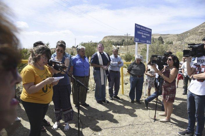 El espacio cultural y recreativo Armando Nieva quedó formalmente inaugurado y los ex ypefianos agradecieron el acompañamiento de las autoridades municipales.