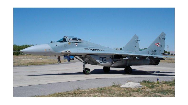 Rusia anunció que Argentina quiere comprarle más de 15 cazas MiG-29