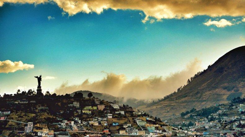 La capital de Ecuador