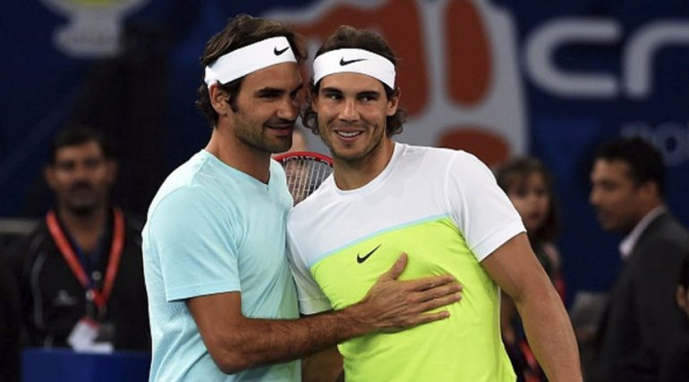 Federer y Nadal volverán a enfrentarse en una final después de tres años.