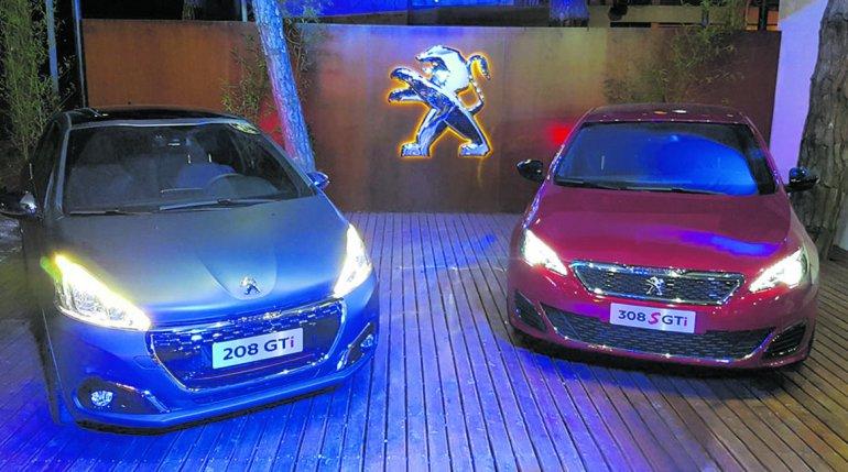 Los lanzamientos de Peugeot Argentina para 2017