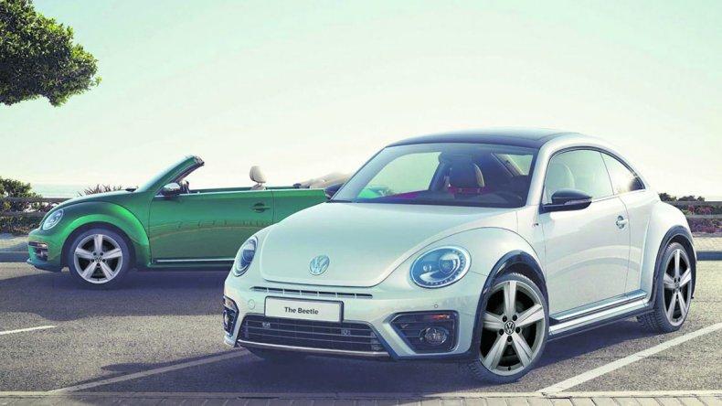 VW The Beetle 2017  ya está en Argentina
