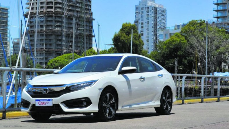 Test Drive: Honda Civic EX –T