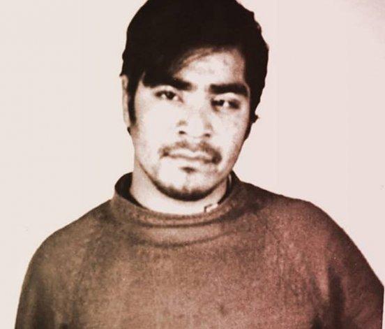 El Vizco. Su estrabismo en el ojo izquierdo le dio su sobrenombre en el mundo del delito. Fue un dolor de cabeza para la Policía de su época.