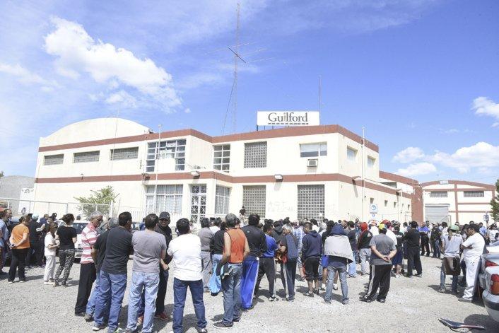 El sector textil fue uno de los más golpeados de Chubut en 2016