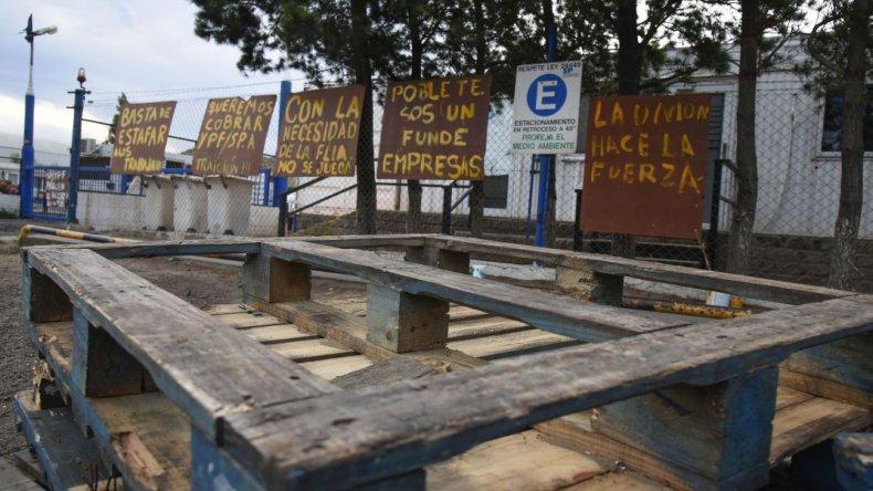 En alerta los operarios de SP que esperan sus indemnizaciones