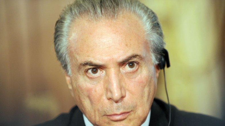 Uno de los ejecutivos de Odebrecht denunció que el ahora presidente Temer le pidió tres millones de dólares para financiar la campaña del PMDB en San Pablo.