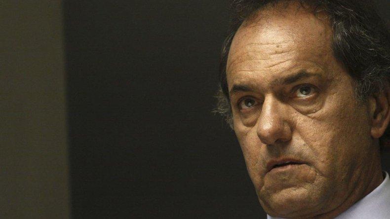 Scioli denunció cuál será el próximo ajuste del Gobierno