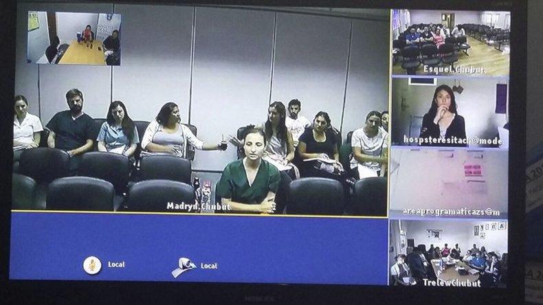 Profesionales de distintos centros asistenciales recibieron conceptos y conocimientos generales sobre la disciplina de la Epidemiología.