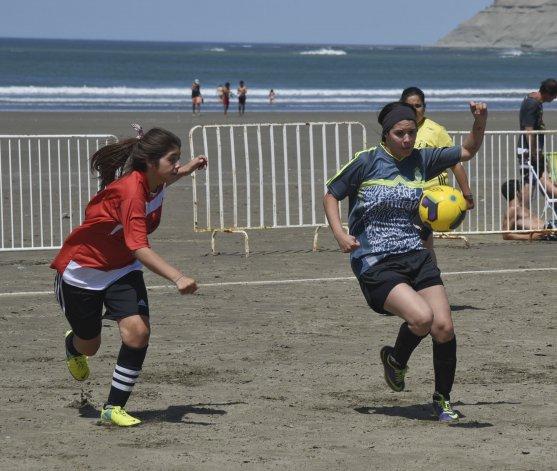 Dominio y habilidad con el balón fue lo que marcó el último día de competencia.