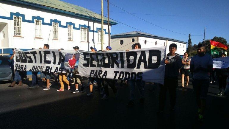 Marchan para pedir justicia y seguridad en Comodoro
