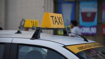 taxistas piden un 37 por ciento de aumento en tarifas