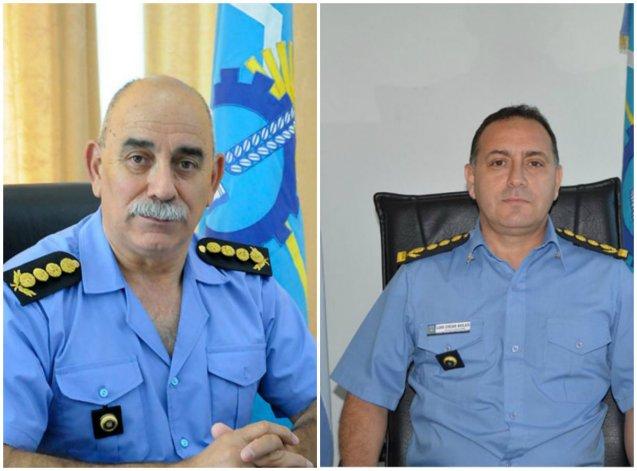 Luis Avilés es el nuevo jefe de Policía de Chubut