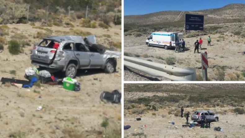 Entregaron los cuerpos descompuestos porque no había agua para la autopsia