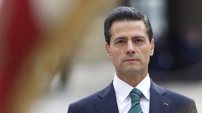 Enrique Peña Nieto recupera popularidad en medio de la disputa con Trump.