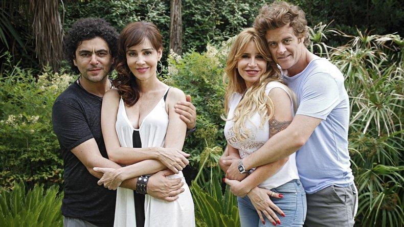 Paola Krum protagoniza Quiero vivir a tu lado