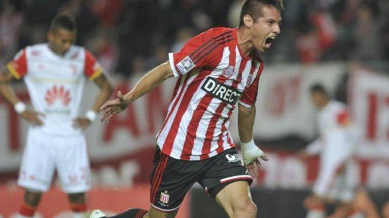 Carlos Auzqui hizo toda su carrera en Estudiantes.