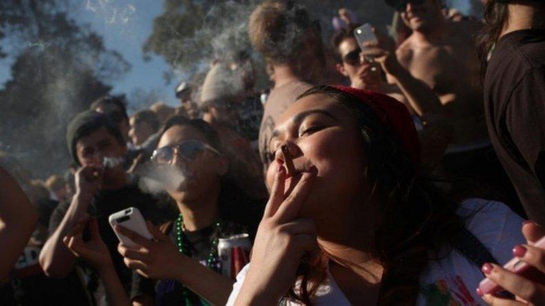 Un alcalde colombiano propone crear un marihuanódromo