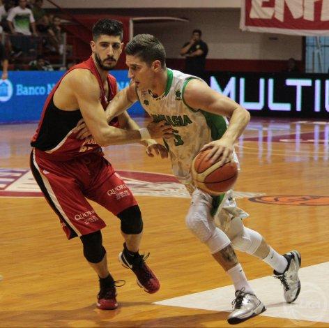 Gimnasia busca irse victorioso  del Polideportivo Carlos Cerutti
