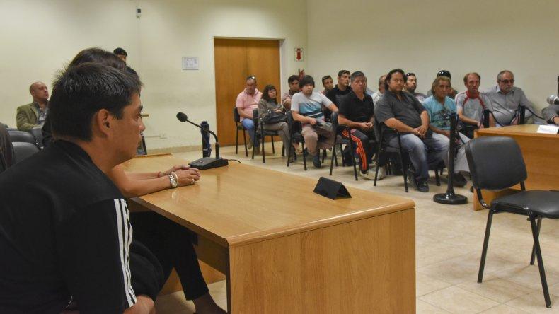 Los jueces de Sarmiento