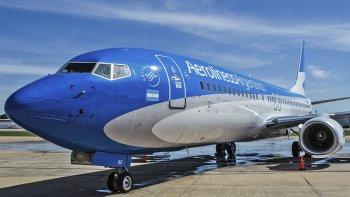 Aerolíneas Argentinas anunció la eliminación de algunas operaciones a Trelew, pese a que resaltó su intención de querer incrementar la conectividad.