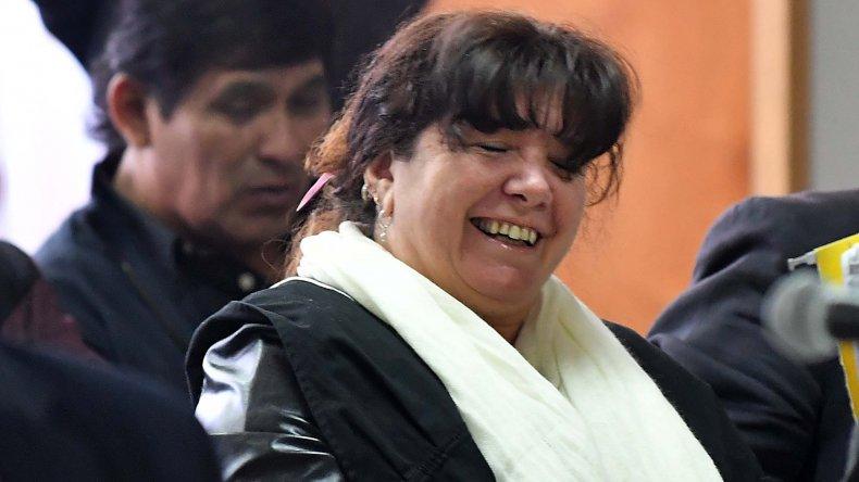 Los bienes de la diputada Dufour serán embargados a partir de la condena por su administración en Alpesca.