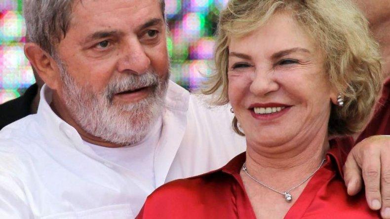 Murió la esposa de Lula Da Silva