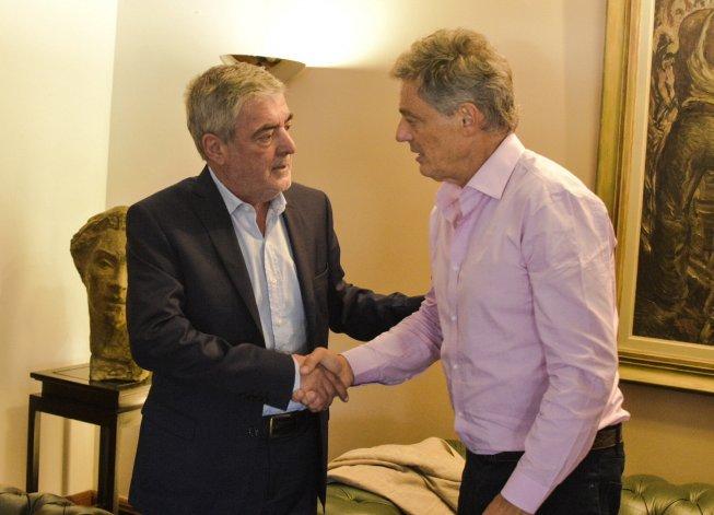El ministro de Producción vendrá a Chubut acompañado de su equipo de trabajo