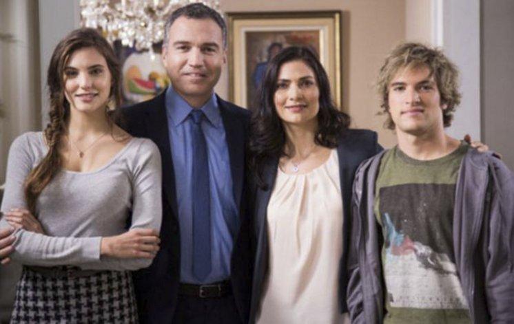 El elenco de El regreso de Lucas