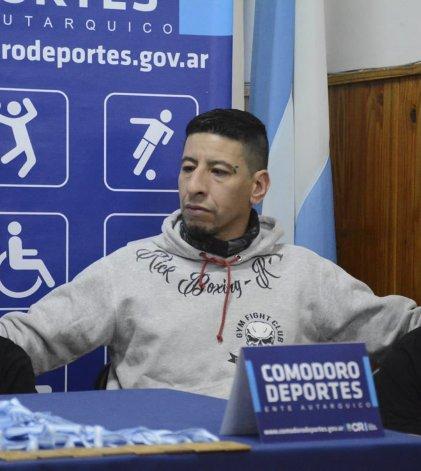 Darío Achaval se concentra en el objetivo de ganar un título mundial.