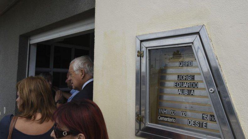 La UCR comodorense despide a un emblema