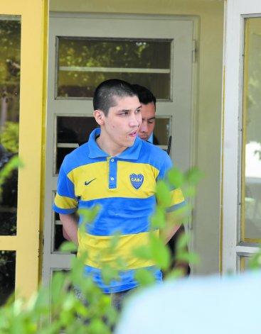 Mario Rolando Sergio Chini en Tribunales