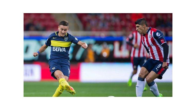 Boca perdió por penales ante Chivas de Guadalajara en México
