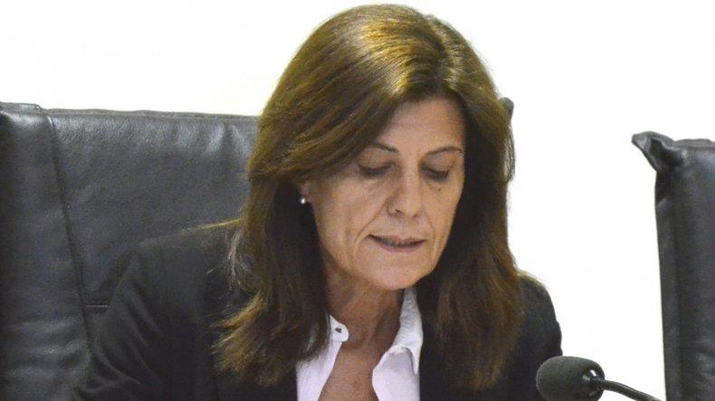 La juez Tassello recibió el respaldo de sus pares de la provincia