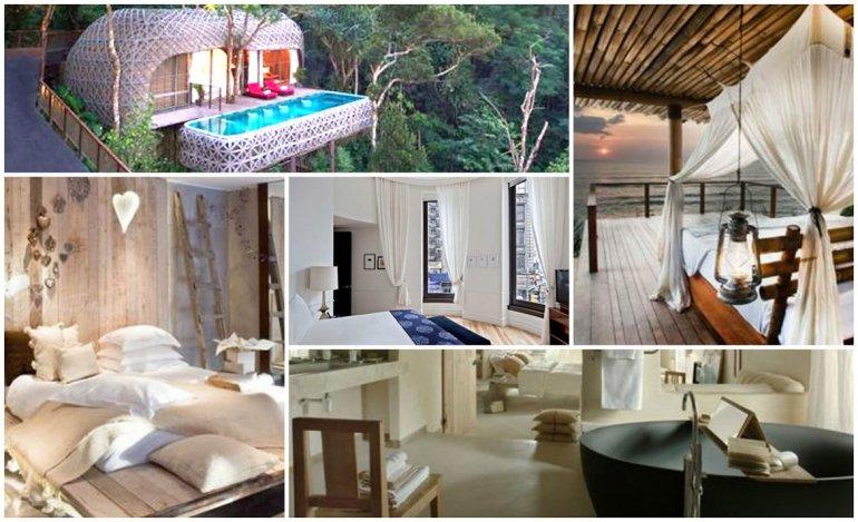Top 5: Habitaciones de hotel más bellas del mundo