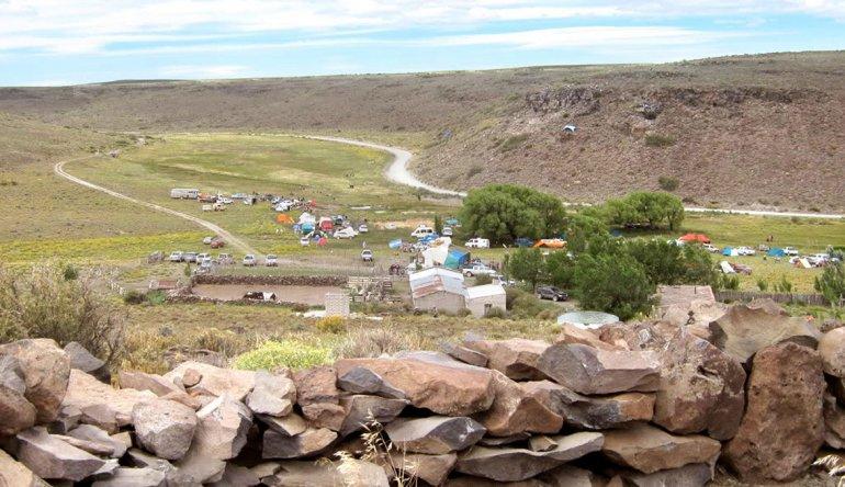 Se estima que el total de la superficie que abarca la Meseta de Somuncurá es equivalente a la provincia argentina de Tucumán.