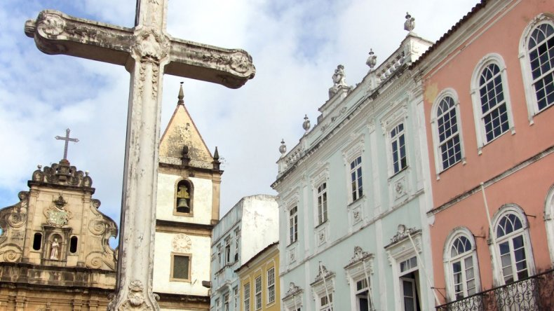 Salvador de Bahía cuenta con 360 iglesias