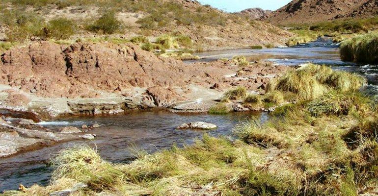 La meseta de Somuncurá es una formación integrada por varios cañadones