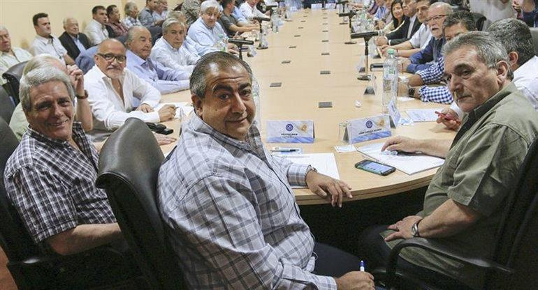 La central obrera corta el diálogo con el Gobierno y profundiza plan de lucha.