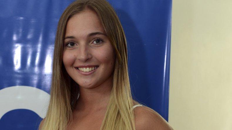 Candidata N° 6: Lourdes Camnasio.