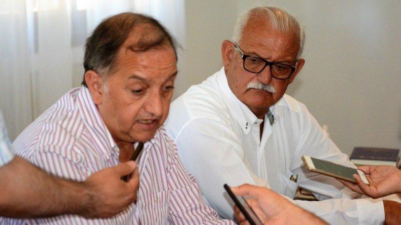 Los intendentes acordaron buscar soluciones para la obra del acueducto