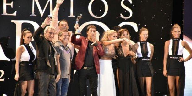 Premios Carlos 2017: todos los ganadores