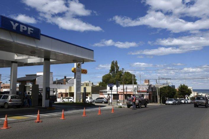 Ninguna estación de servicio tiene combustible