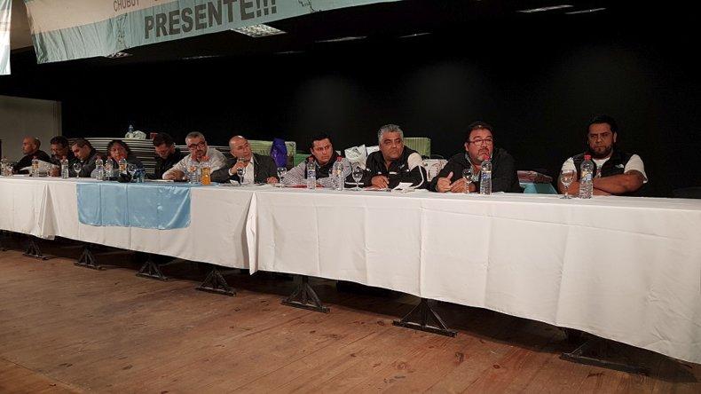 José Llugdar asume un nuevo período al frente del Sindicato de Petroleros Jerárquicos y Profesional del Petróleo y Gas Privado de la Patagonia Austral.