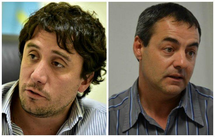 Gilardino cuestionó a Tcharian: habla por los medios pero no viene a Casa de Gobierno