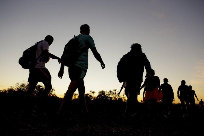 La actividad tendrá una duración aproximada de dos horas de caminata en grupo.